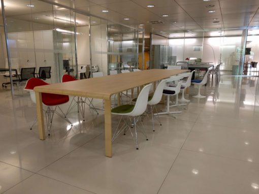 Showroom per smart working