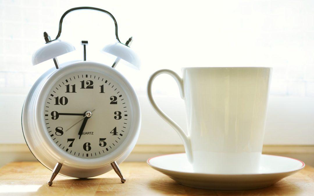"""Prenditi il tuo tempo: fra il dire e il fare, bisogna prima  """"DIRE"""""""